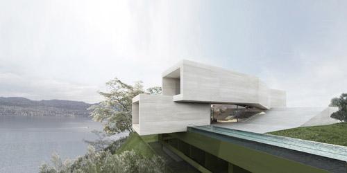 Daluz gonzalez architekten for Casas mi lote 1